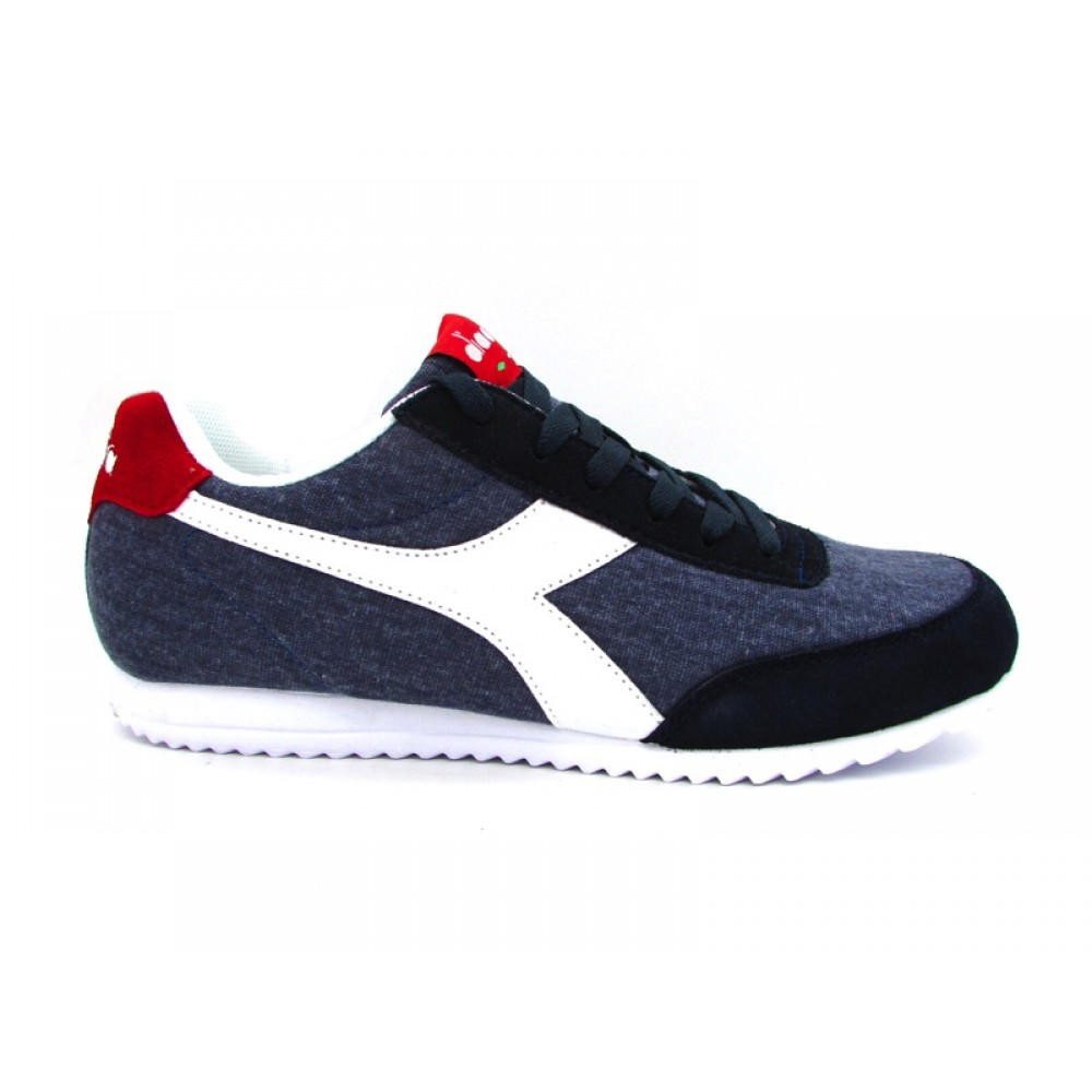 DIADORA SNEAKERS JOG LIGHT C BLU BIANCO 171578 60065