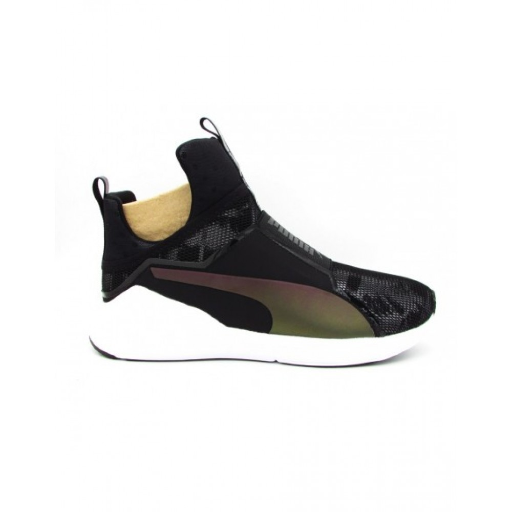 PUMA SNEAKERS FIERCE SWAN WN'S NERO BIANCO 189885 01