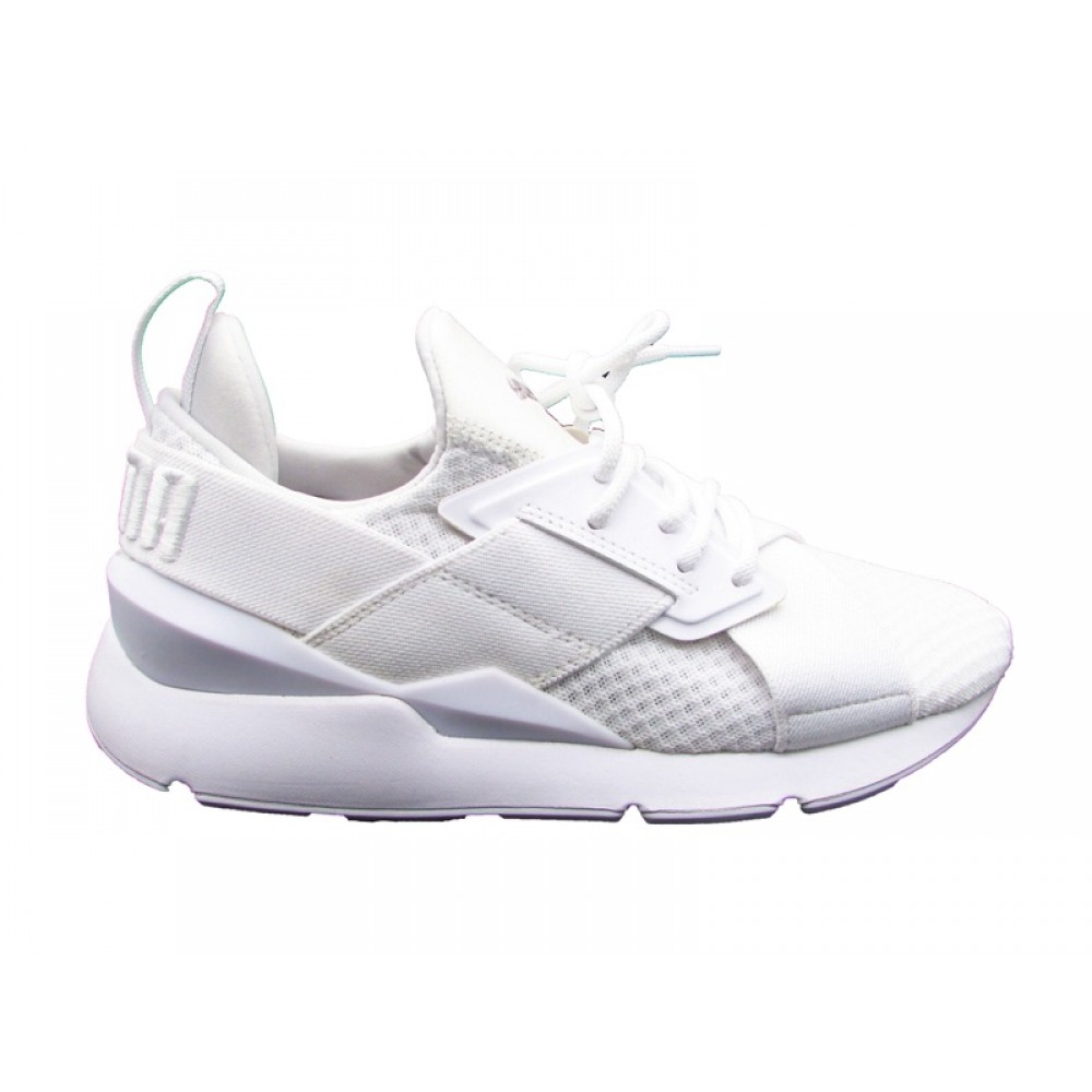 PUMA MUSE EP WN'S SNEAKERS BIANCO 366014 01