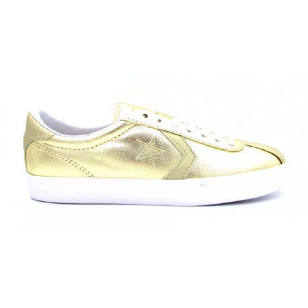 CONVERSE BREAKPOINT OX SNEAKERS ORO ORO SNEAKERS BIANCO 555948C c49642