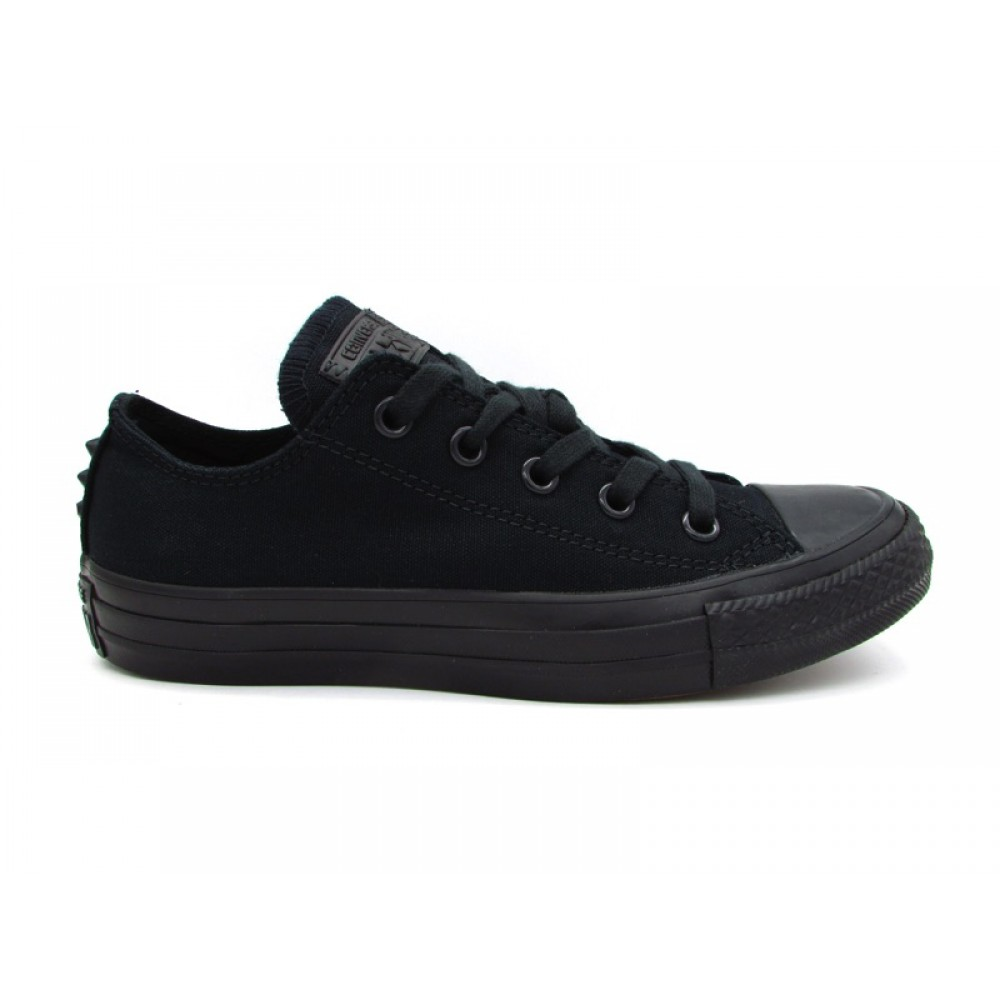 CONVERSE SNEAKERS CTAS OX TOTAL BLACK 559830C