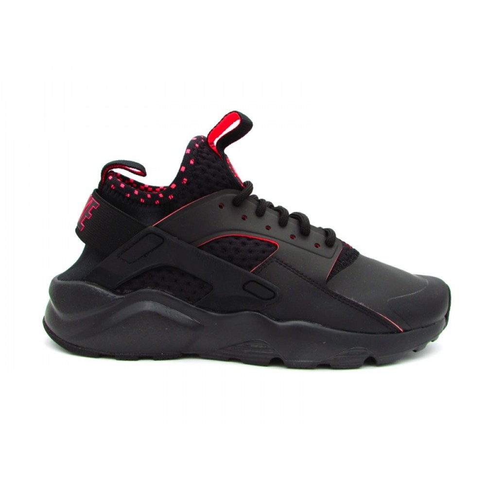 Huarache Sneakers 875841 Nero Nike Se 005 Air Run Ultra Fucsia W9DYH2EI