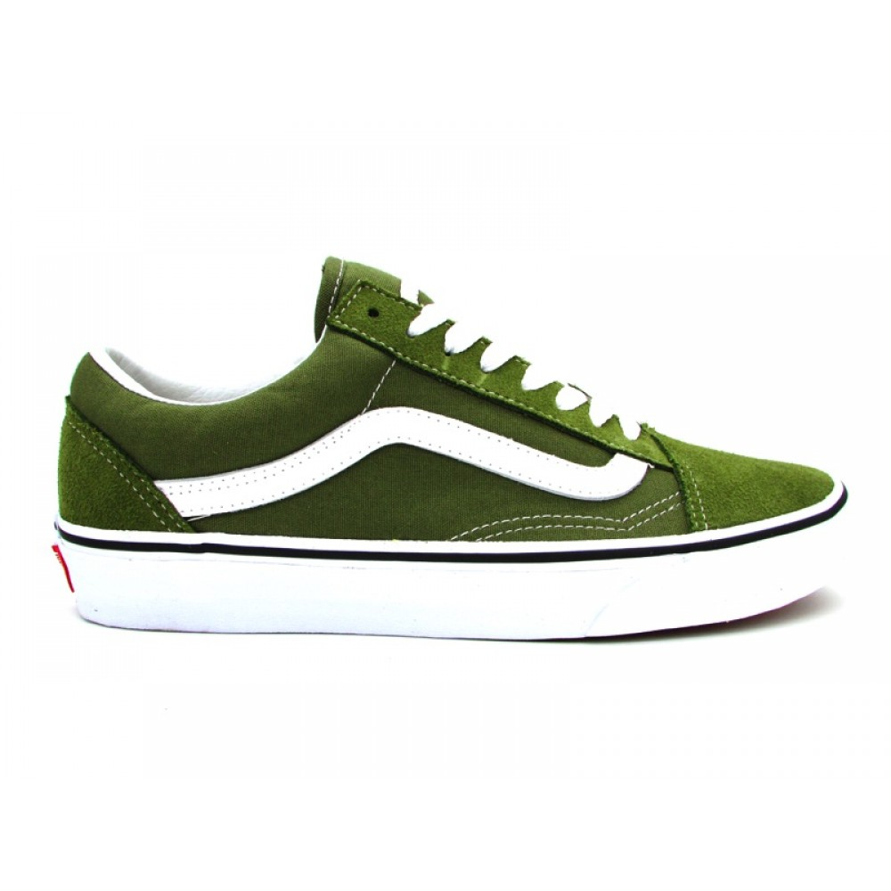 Bianco 8g1ow2 Sneakers Winter Skool Verde Old Vans txwYXq7O