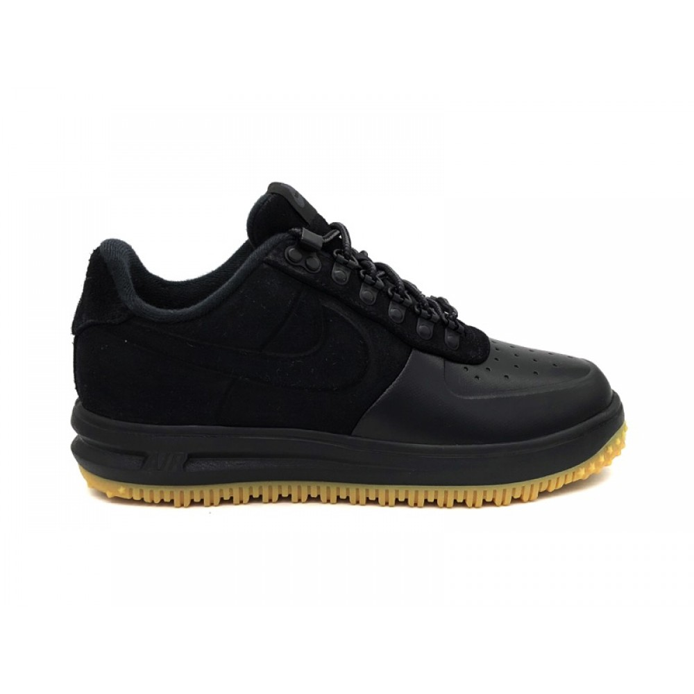 finest selection 1df8f 13516 NIKE SNEAKERS LF1 DUCKBOOT LOW NERO AA1125-005