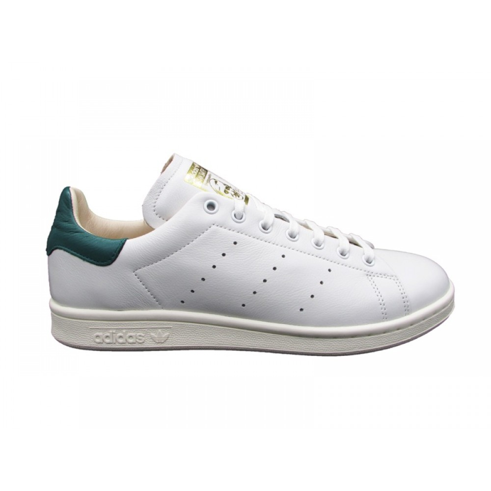 new arrivals 44bfc b1cbc ADIDAS STAN SMITH RECON SNEAKERS BIANCO VERDE AQ0868