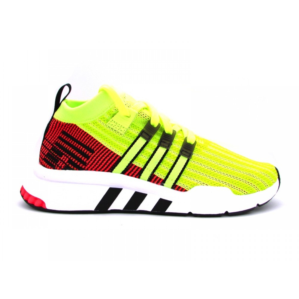 adidas eqt support adv gialle fluo
