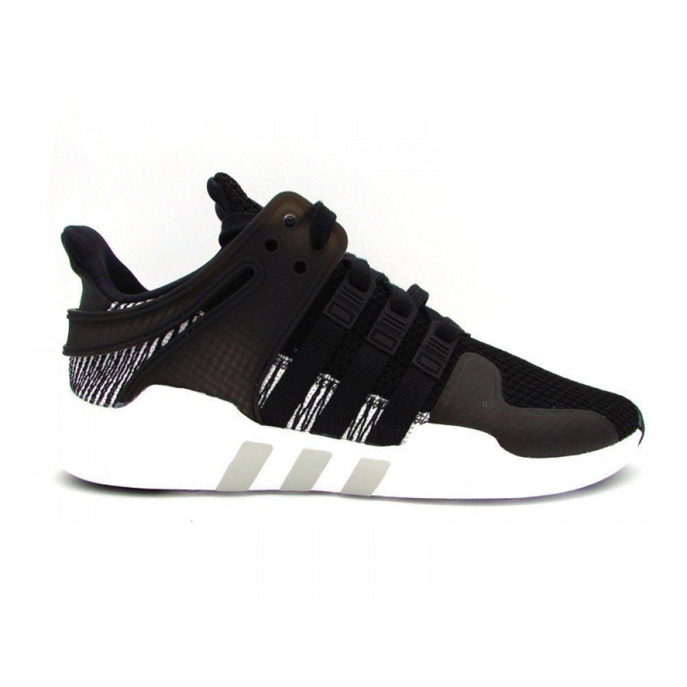 Sneaker adidas EQT Support ADV by9585 Nero Bianco