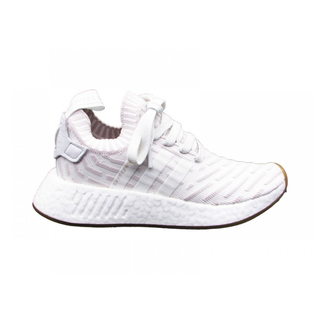 ADIDAS NMDR2 PK W SNEAKERS BIANCO BY9954