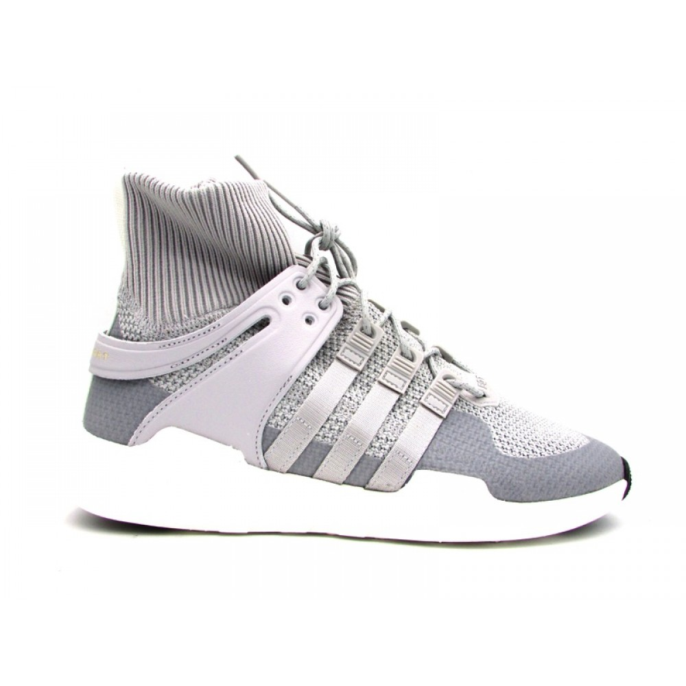 detailed look 83947 9fa88 ADIDAS EQT SUPPORT ADV WINTER SNEAKERS GRIGIO BIANCO BZ0641