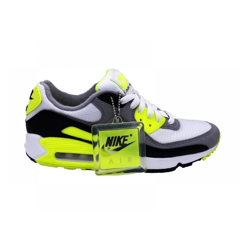 air max 90 giallo fluo