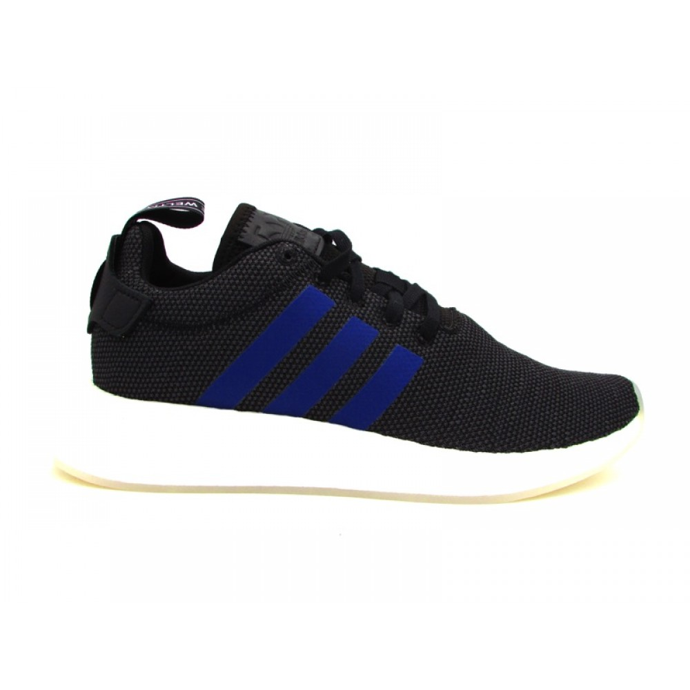 low priced af0f6 09531 ... closeout adidas sneakers nmd r2 w grigio antracite blu cq2008 7326c  2563f