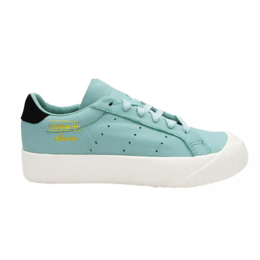 the best attitude 45dcb d4c14 ADIDAS EVERYN W SNEAKERS VERDE BIANCO CQ2043