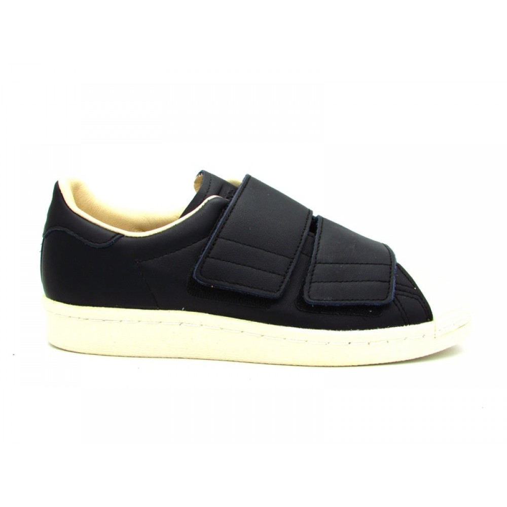 Adidas Sneakers Superstar 80S Cf W Black / Black Nero