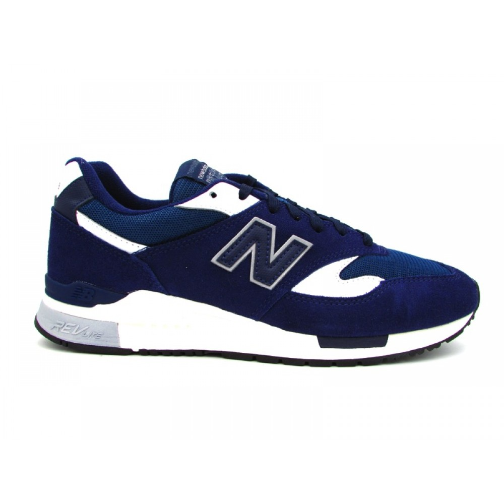 NEW BALANCE 840 SNEAKERS BLU BIANCO ML840AG