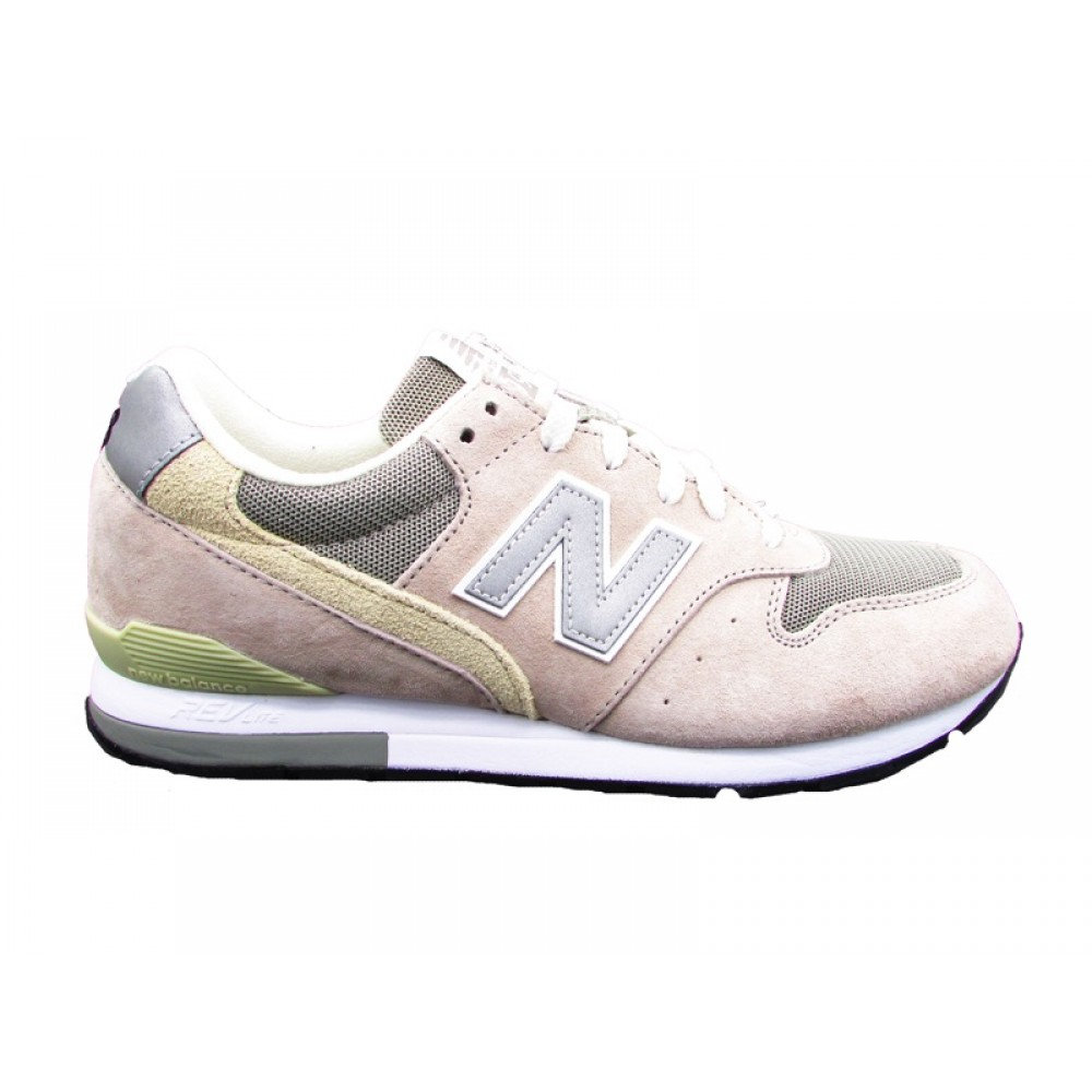 NEW BALANCE 996 SNEAKERS BEIGE GRIGIO MRL996AG