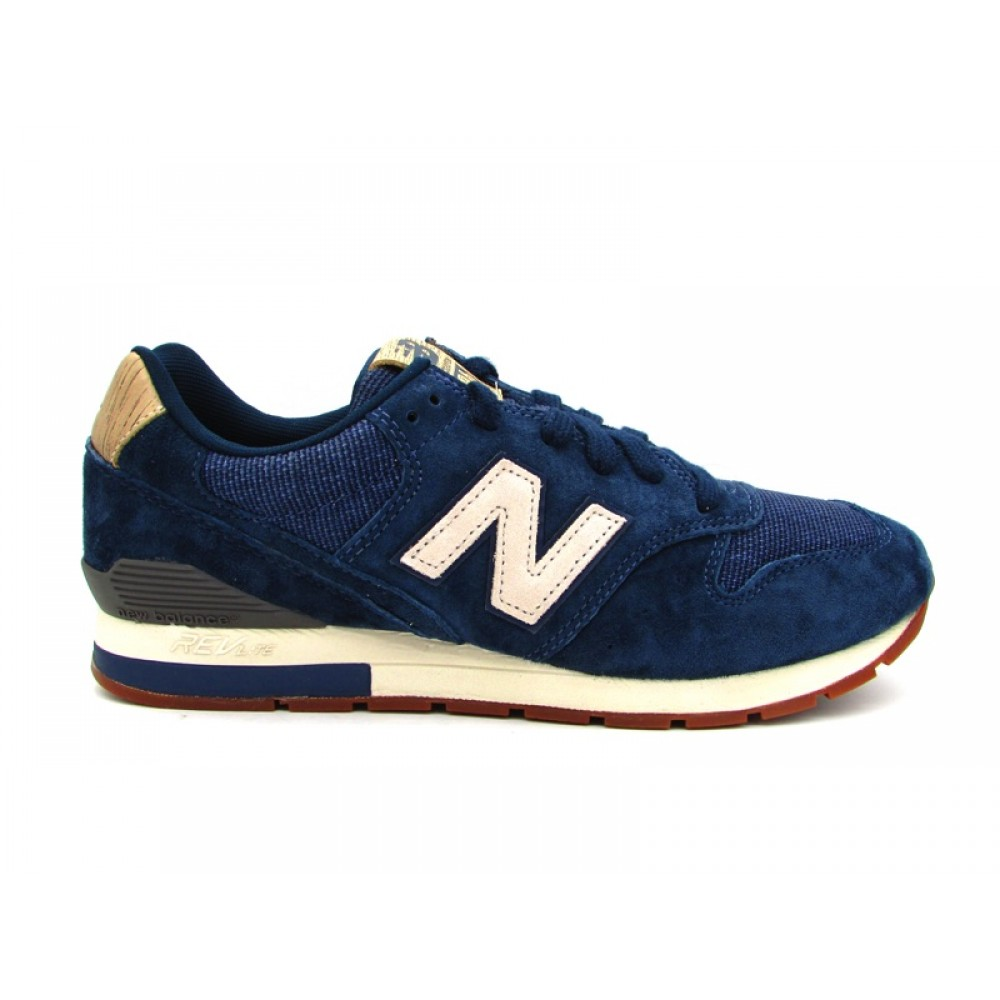 Sneaker NEW BALANCE MRL996 PB Color Blu