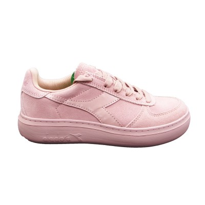 DIADORA SNEAKERS B.ELITE WIDE NUB ROSA 173732-50036