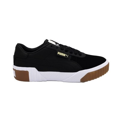PUMA SNEAKERS CALI EXOTIC WN'S BLACK-BLACK 369653-03