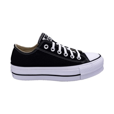 CONVERSE ALL STAR SNEAKERS CTAS CLEAN LIFT OX ROSA-BIANCO 560948C