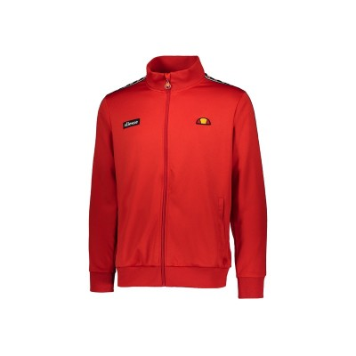ELLESSE FULL ZIP JACKET RED  79-2013-0700
