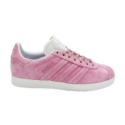 ADIDAS GAZELLE STICH AND TURN W SNEAKERS ROSA BIANCO BB6708