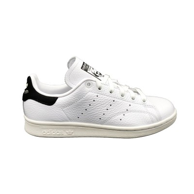 ADIDAS STAN SMITH SNEAKERS BIANCO NERO  BD7436
