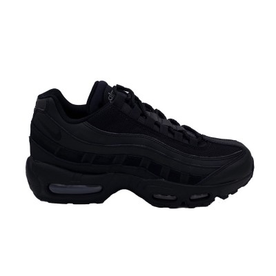 NIKE AIR MAX 95 ESSENTIAL SNEAKERS NERO GRIGIO CI3705-001