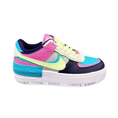 NIKE W AF1 SHADOW SE SNEAKERS MULTICOLORE CK3172-001