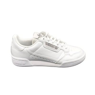 ADIDAS CONTINENTAL 80 J SNEAKERS BIANCO EE8383