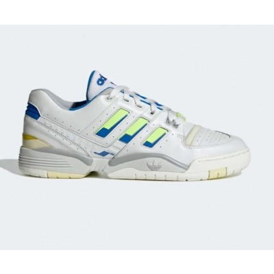 ADIDAS TORSION COMP SNEAKERS BIANCO GIALLO FLUO BLU EF5972