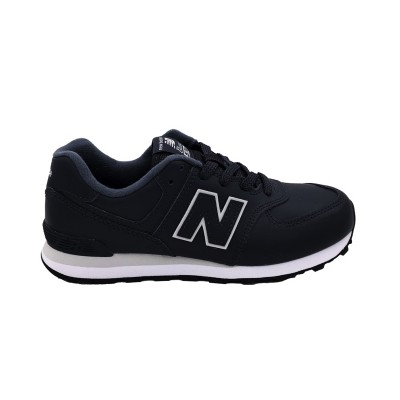 NEW BALANCE 574 SNEAKERS BLU BIANCO  GC574ERV