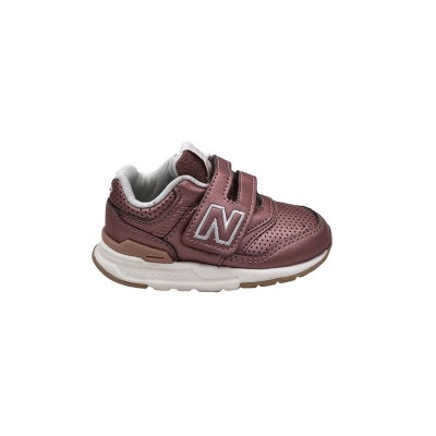 NEW BALANCE 997 SNEAKERS ROSA BIANCO IZ997HRS