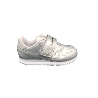 NEW BALANCE 373 SNEAKERS ARGENTO YV373GC