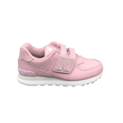 NEW BALANCE 574 SNEAKERS ROSA YV574ERP