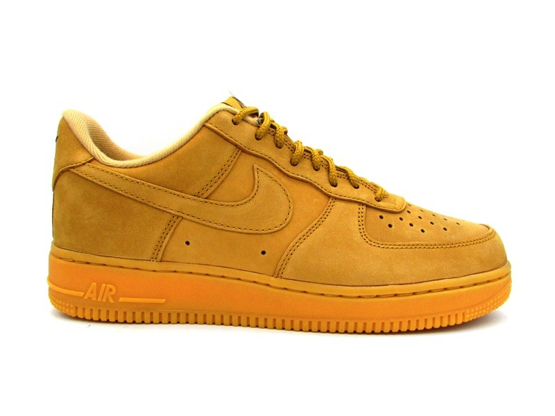 NIKE AIR FORCE 1 '07 WB SNEAKERS CAMMELLO AA4061 200