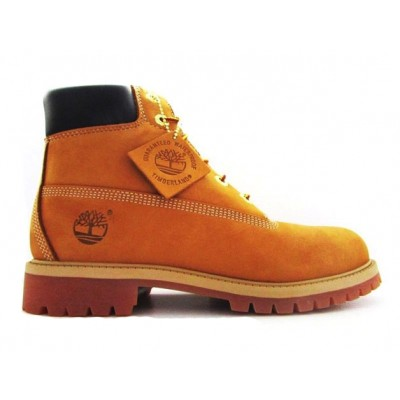 TIMBERLAND AF 6 IN PREM BT WHEAT GIALLO CAMMELLO 10061