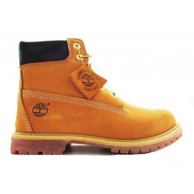 TIMBERLAND 6IN PREM WHEAT NABUC GIALLO CAMMELLO 10361