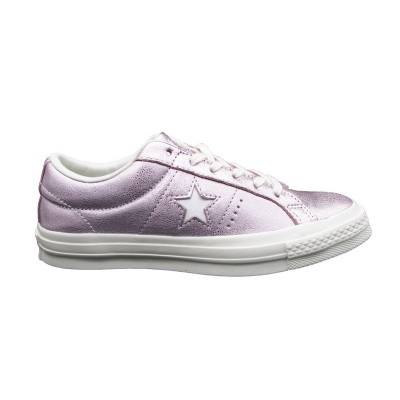 CONVERSE SNEAKERS ONE STAR OX ROSA LUCIDO 151591C