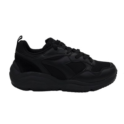 DIADORA WHIZZ RUN SNEAKERS NERO 174340-C0199
