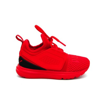 PUMA SNEAKERS LIMITLESS 2 AC PS ROSSO NERO 191458-02