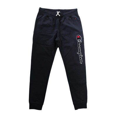 CHAMPION PANTALONE BLU REGULAR FIT 212943-S19 BS501 NNY