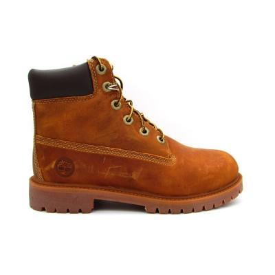 TIMBERLAND AF 6 IN ANNVRSRY ORG/ORG SNEAKERS CUOIO 27094