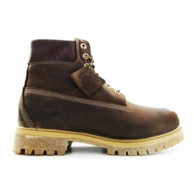 TIMBERLAND AF 6 IN ANNVRSRY MARRONE 27097