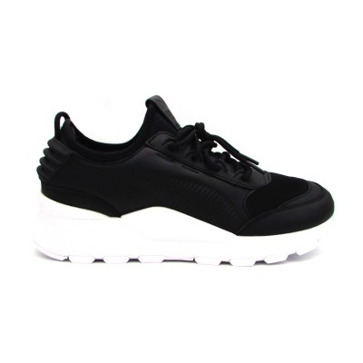 PUMA SNEAKERS RS-0 PLAY SO NERO BIANCO 366890-06
