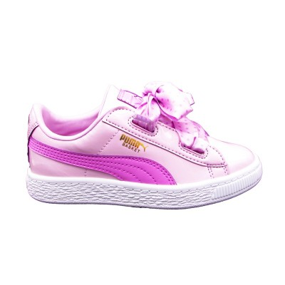PUMA SNEAKERS BASKET HEART STARS PS ROSA 367821-03