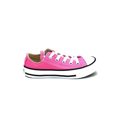 CONVERSE SNEAKERS INF C/T ALLSTAR OX ROSA BIANCO  3J238C