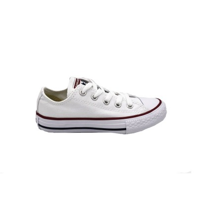 CONVERSE SNEAKERS YTHS C/T ALL STAR O BIANCO ROSSO BLU 3J256C