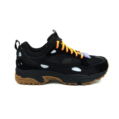 SKECHERS SNEAKERS STAMINA-CONTIC BLACK 51708-BBK