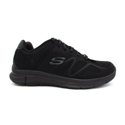 SKECHERS SNEAKERS VERSE TOTAL BLACK 58350-BBK