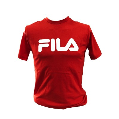 FILA T-SHIRT CLASSIC PURE TEE SS ROSSO 681093-M47